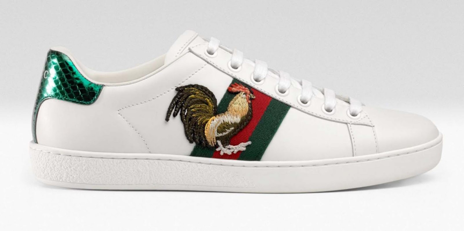 Eniwhere Fashion - News on Fashion - Anno del Gallo - Gucci