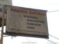Bakso Satrio