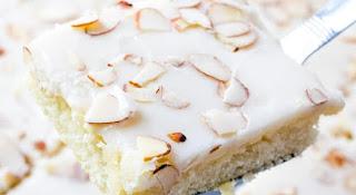 almond sheet cake pinterest, recipe almond sheet cake, chocolate peanut butter sheet pan cake, two layer sheet cake recipe, crescent almond paste, sheet cake bar recipes,