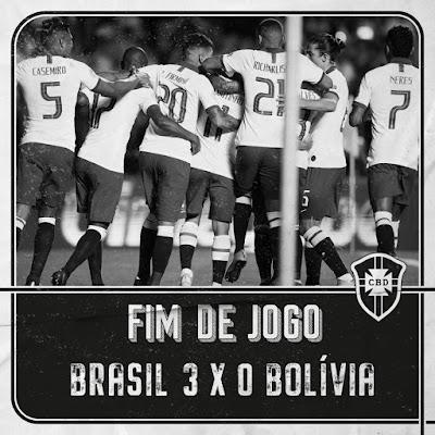 Highlight Brazil vs Bolivia Copa America 2019