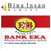 Lowongan Kerja Lampung di PT. Insan Bina Madani (Penempatan Bank EKA) Terbaru September 2016
