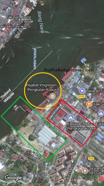 Hasil carian imej untuk Sempadan Sungai Golok Sunyi, Mengapa?