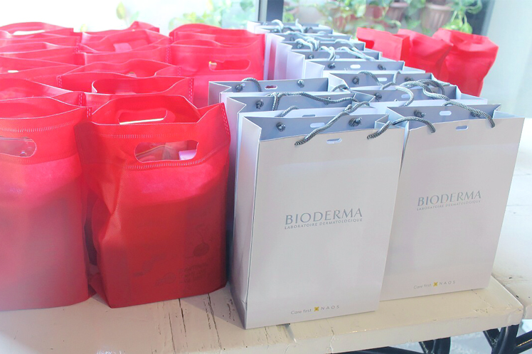 Surabaya Beauty Blogger 3rd Anniversary Goodies