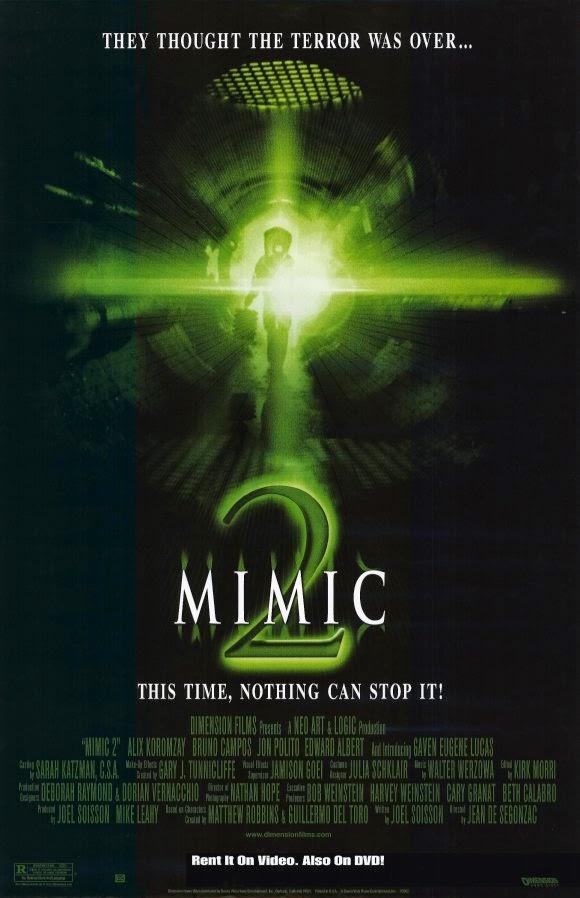 Mimic 2 (2001) BluRay 720p