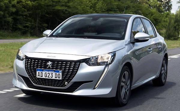 Novo Peugeot 208 tem redução de preço de R$ 5 mil