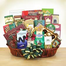 Gourmet Gift Baskets Impress Your Business Contacts