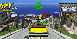 Top Best Offline Arcade & Endless runners On Android Mobile - Crazy Taxi