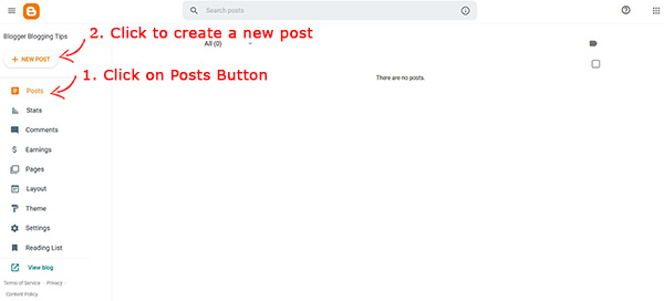 How to Start a Free Blog on Blogspot Image 13
