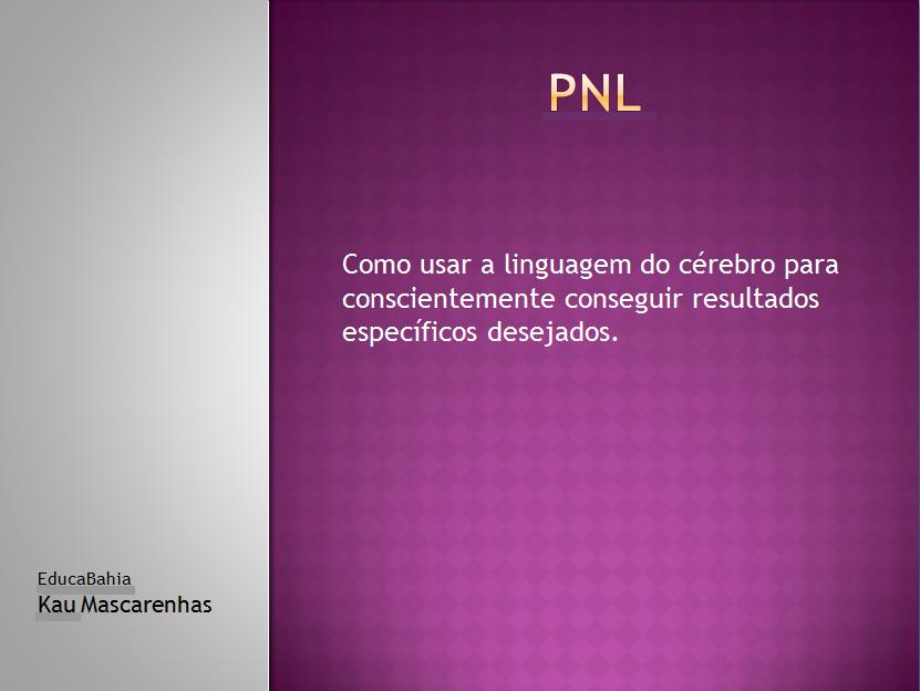 Rapport Treinamentos Motivacionais Pnl Programação