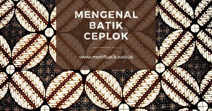 Asal Motif Batik Ceplok dan Maknanya