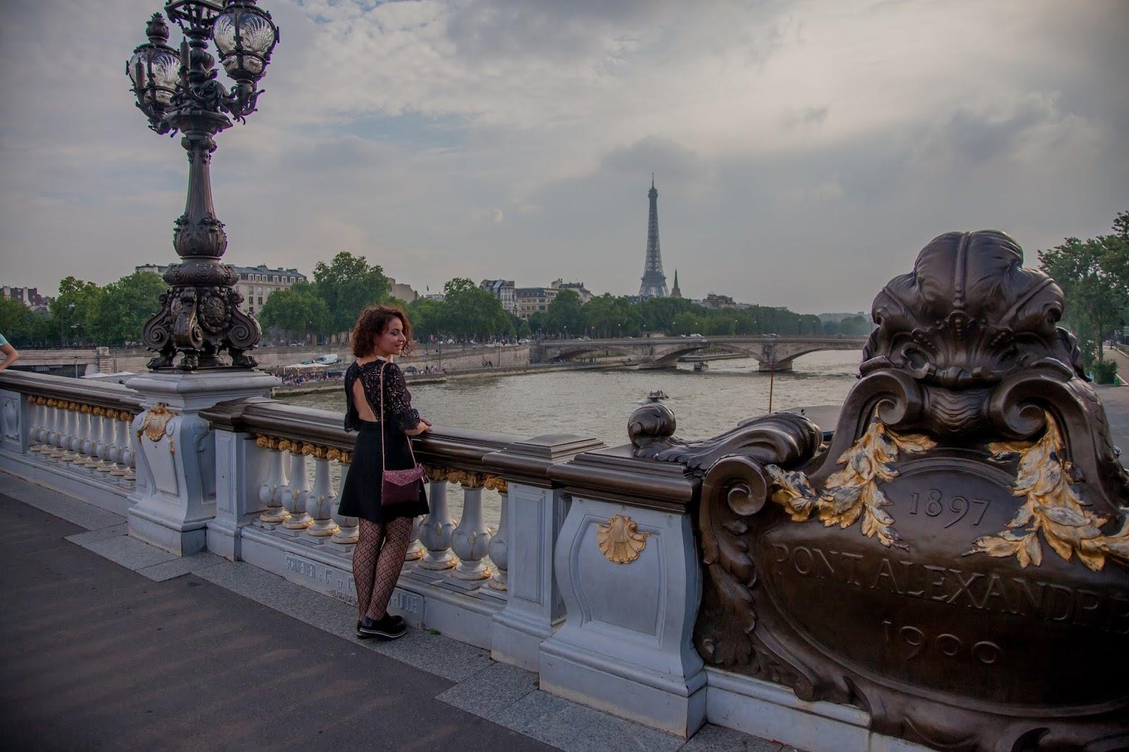 robe - noire - claudie - pierlot - rosalia
