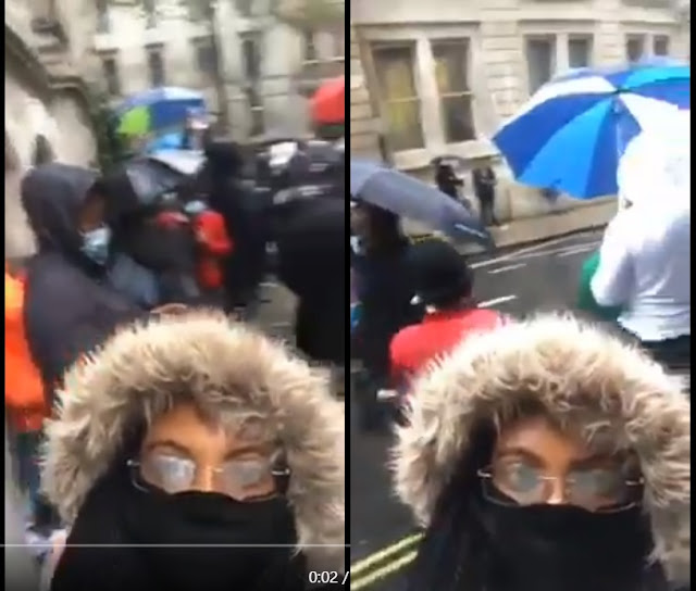 Nigerians Surround Hotel Where Tinubu Is Lodged In France
