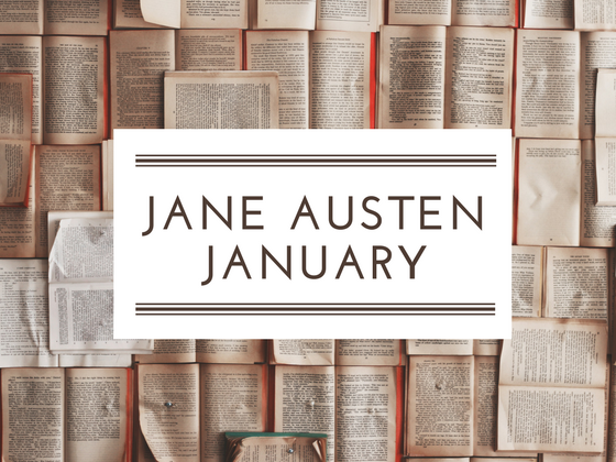Jane Austen January Information