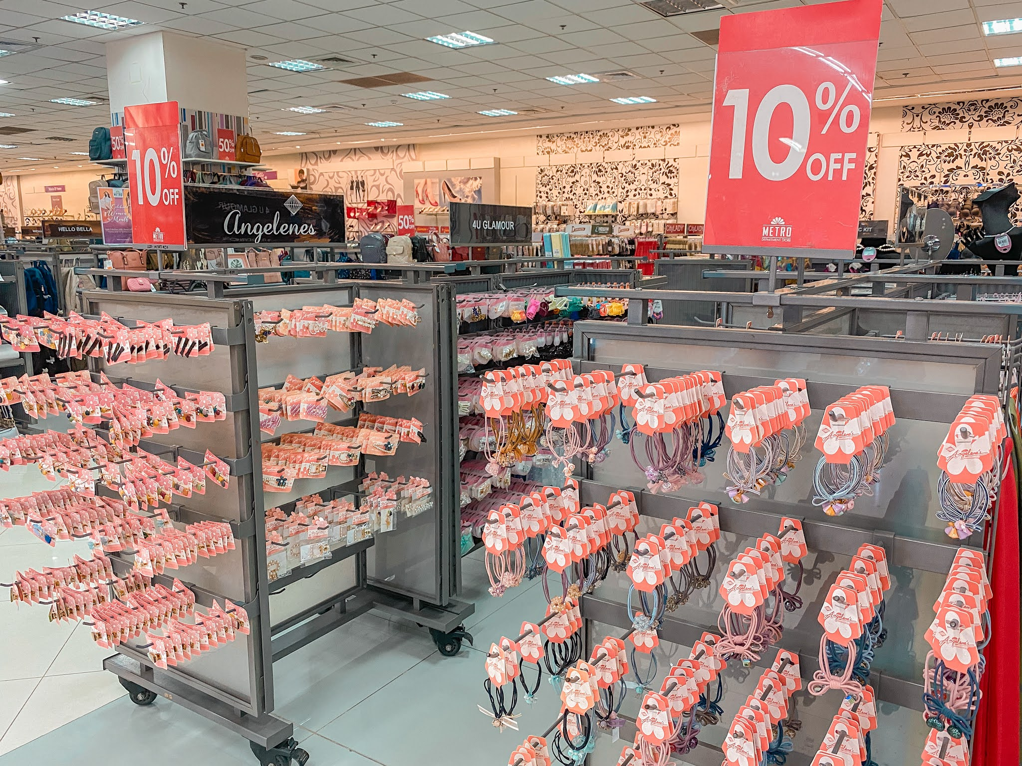 The Metro Stores 7-Day Sidewalk Sale on March 15-21, 2021