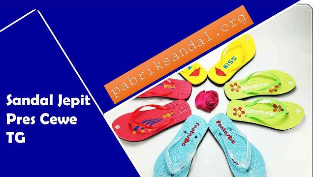 Sandal Anak TERLARIS di Bogor | Sandal Pres Cewe TG