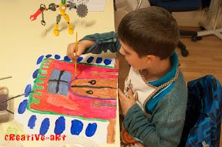 Ateliere pictura copii Brasov