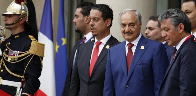 Ο Χαφτάρ θέλει να επιβάλλει καθεστώς χούντας στη Λιβύη