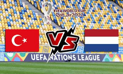 هولندا و تركيا بث مباشر