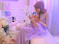 Majlis Akikah Nur Hana Medina
