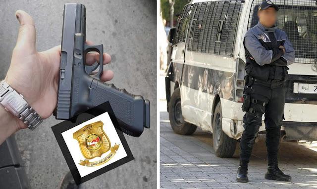 يفتكان سلاح عون أمن