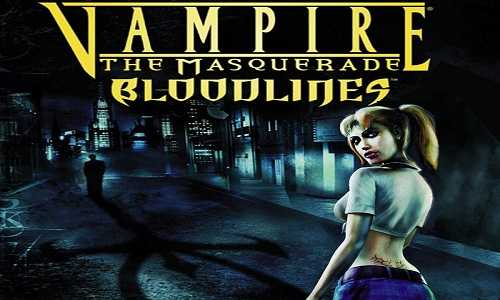 Vampire The Masquerade Bloodlines Game Free Download