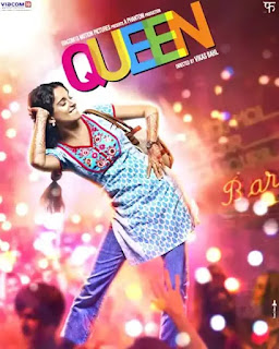 Queen 2014 Hindi Movie 480p BluRay 500MB
