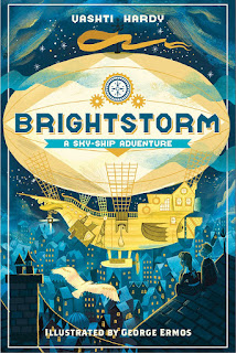 review of Brightstorm by Vashti Hardy