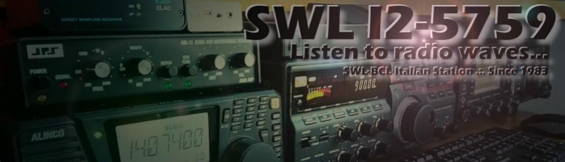 RADIOASCOLTO SWL BCL RADIOAMATORI