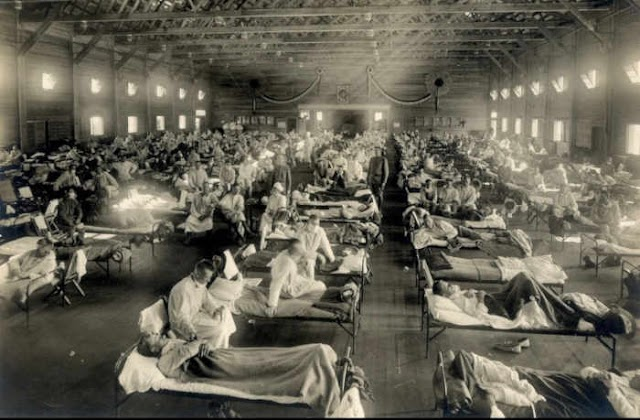 REVEALED: How Lagos State prescribed herbal medicine for Spanish flu of 1918