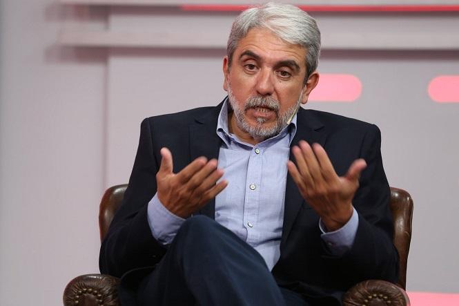 """Aníbal Fernández: """"Ginés es un prócer del sanitarismo argentino"""""""