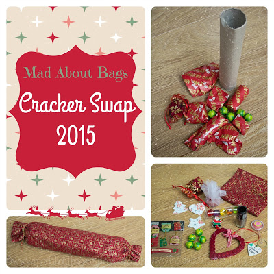 Christmas cracker swap 2015