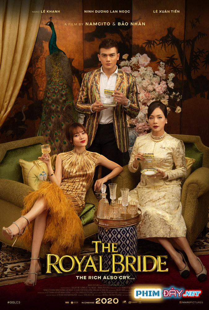 GÁI GIÀ LẮM CHIÊU 3 - The Royal Bride (2020)
