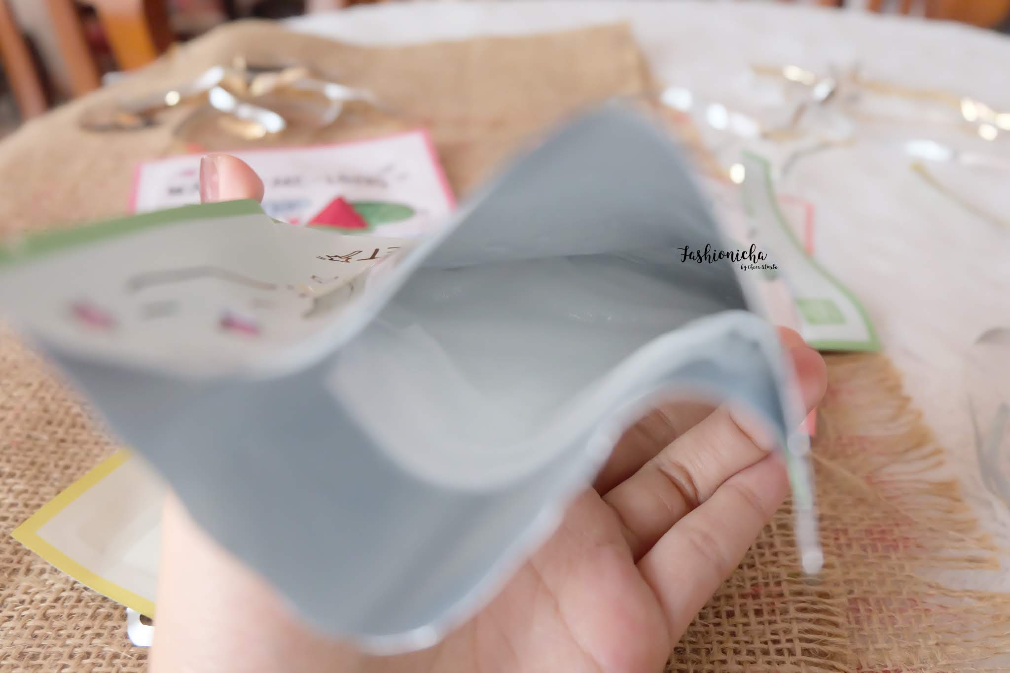 [Review] Althea A'Bloom Mask