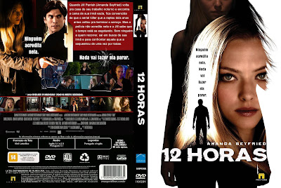 Filme 12 Horas (Gone) DVD Capa