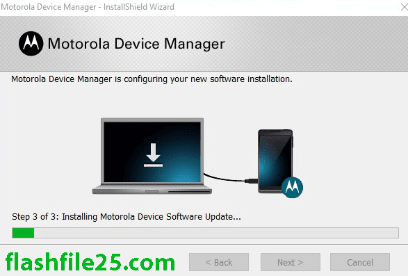 FlashFile25: Download Latest Motorola Device Manager