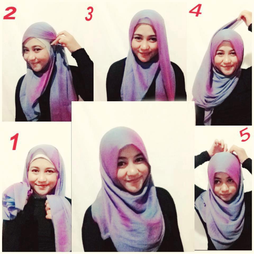 Kumpulan Kreasi Tutorial Hijab Pashmina Paling Populer Saat Ini