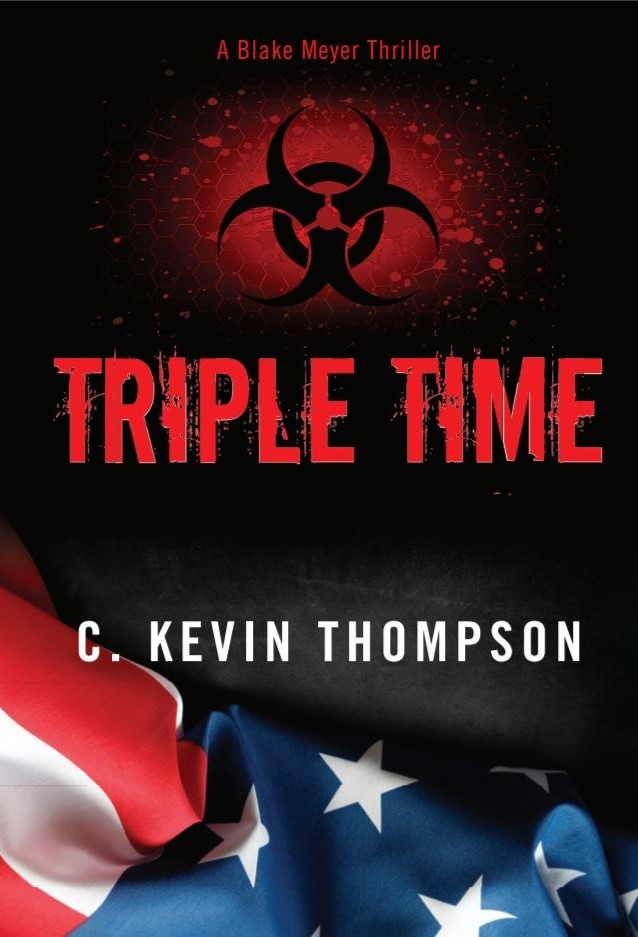 Triple Time (The Blake Meyer Thriller series - Book 2)