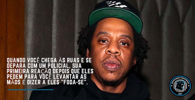 Jay-z diz que brutalidade policial contra negros se deve pela falta da figura paterna