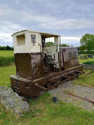 Bog Locomotive