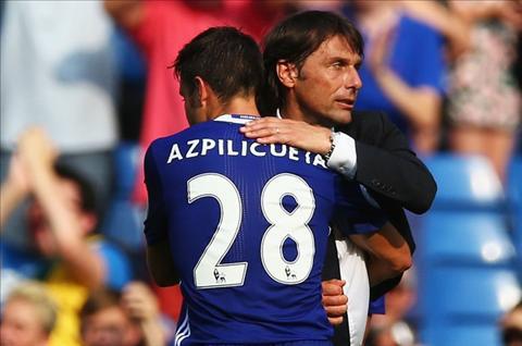 Cậu học trò Azpilicueta được Conte vô cùng tin tưởng