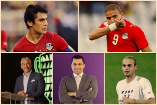 بالفيديو.. نجوم الكرة المصرية يدعمون المنتخب الأوليمبي عبر يلاكورة