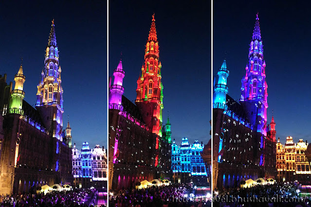 Grand Place Grote Markt Brussels UNESCO