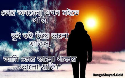 Heart Touching Bangla Sad Shayari, Shayari in Bengali, Bengali Sad Shayari Photo Download, Bangla Koster Shayari, Very Sad Shayari in Bengali, Bengali Sad Shayari in Bengali font, Bengali sad Shayari images, Bangla sad shayari emotional