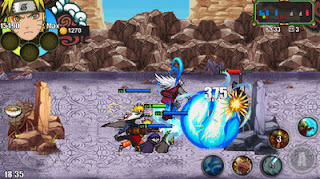 Download Naruto Shipuden Senki Apk v1.19 Untuk Android