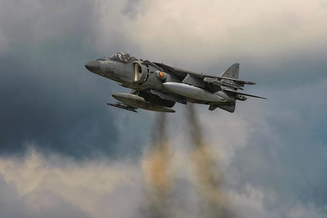 Spanish Harrier Yeovilton Air Day