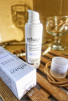 Erha Truwhite Activator Night Cream Botol