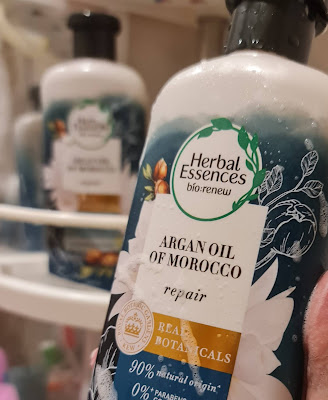 Herbal Essence Shampoo and Conditioner