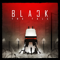 Black the Fall Game Logo