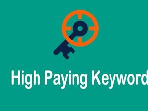 Top Paying Keywords - HPK