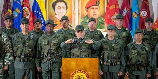 """La FANB condenó el """"recrudecimiento de las medidas coercitivas"""" impuestas por USA"""